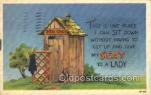 out001227 - Out House, Out Houses, Outhouse, Outhouses Postcard Postcards