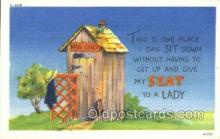 out001229 - Out House, Out Houses, Outhouse, Outhouses Postcard Postcards