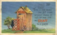 out001230 - Out House, Out Houses, Outhouse, Outhouses Postcard Postcards