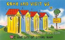 out001350 - Come & Visit Us  Postcard Post Card