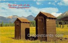 out001356 - Out West  Postcard Post Card
