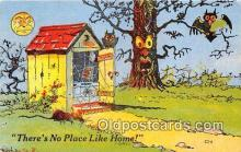out001412 - No Place Like Home  Postcard Post Card