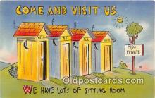 out001416 - Come & Visit Us  Postcard Post Card