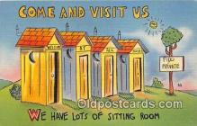 out001419 - Come & Visit Us  Postcard Post Card