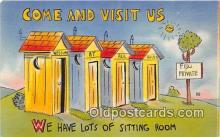 out001430 - Come & Visit Us  Postcard Post Card
