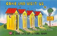 out001449 - Come & Visit Us  Postcard Post Card