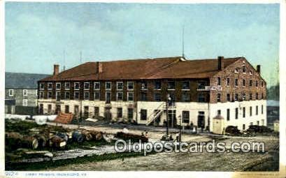 Libby Prison, Richmond, Virginia, USA