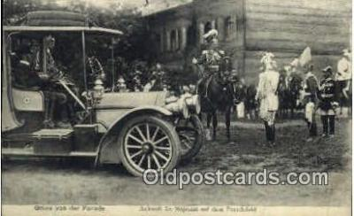 par001007 - Gruss von der Parade Parade, Parades, Postcard Postcards