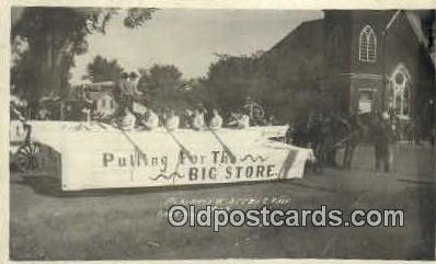 Plainview Street Fair 1909
