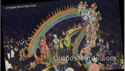 par001015 - Mardi Gras, New Orleans, LA USA Parade, Parades, Postcard Postcards