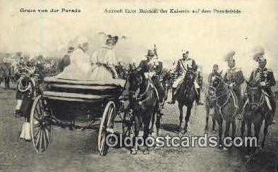 par001025 - Gruss von der Parade Parade, Parades, Postcard Postcards