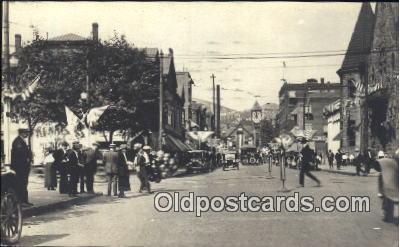 par001050 - Unknown Location, Parade, Parades, Postcard Postcards