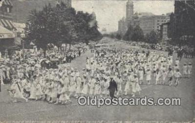 Children Marching, Washington D.C., USA