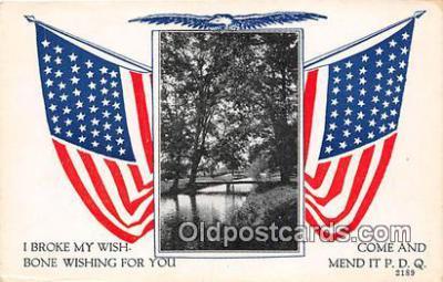 pat100086 - Postcard Post Card