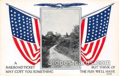 pat100088 - Postcard Post Card