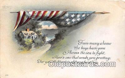 pat100099 - Postcard Post Card