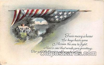 pat100112 - Postcard Post Card