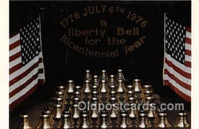 pat100370 - Liberty Bell Cincinnati, Ohio Postcard Post Card