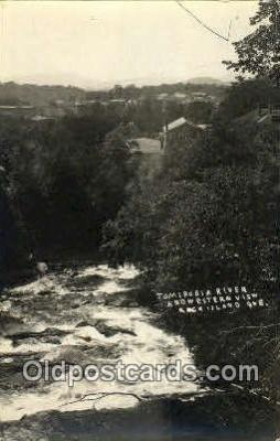 Tomifobia river