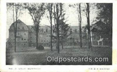 pht001244 - Drew Seminary No.5 UnKnown Location Real Photo Postcard Postcards