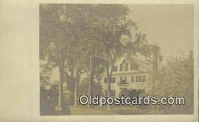 pht001280 - UnKnown Location Real Photo Postcard Postcards