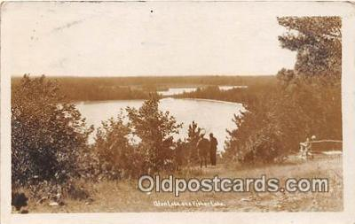 Real Photo - Glen Lake