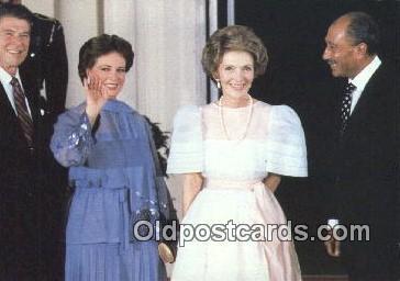 pol040041 - Ronald Regan 40th USA President Postcard Postcards