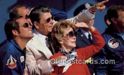 pol040044 - Columbia, S.C., Usa Ronald Regan 40th USA President Postcard Postcards
