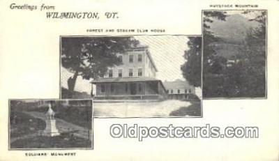 Wil Mington, VT, USA