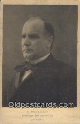 M. Mac-Kinley