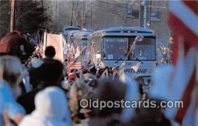 pol200119 - West Point Political Postcard Post Card