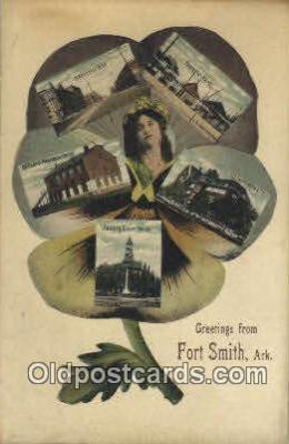 Greetings from Fort Smith, Ark. USA