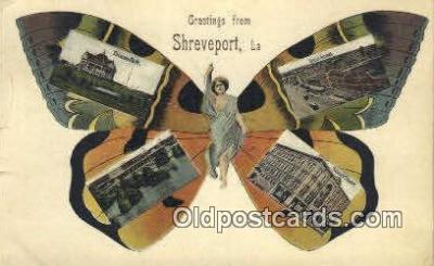 Greetings from Shreveport LA USA