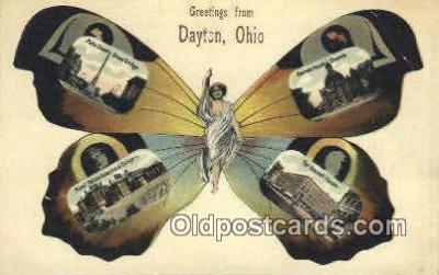Greetings from Dayton, Ohio, USA