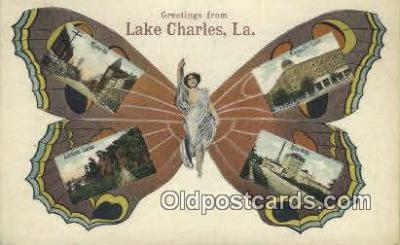 Greetings from Lake Charles, LA, USA