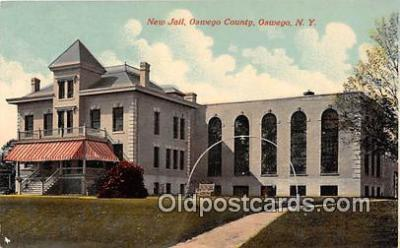 New Jail, Oswego County