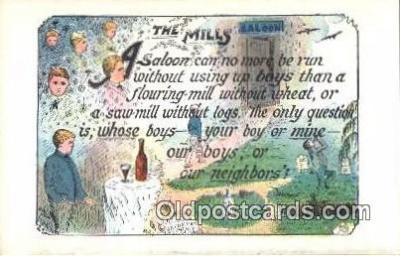 pro001023 - Prohibition Postcard Postcards
