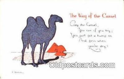 pro001029 - Artist E. Weaver Prohibition Postcard Postcards