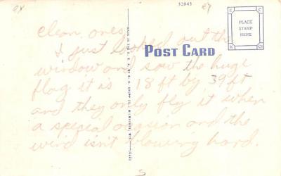 prp002011 - Propaganda Post Card Old Antique Vintage  back