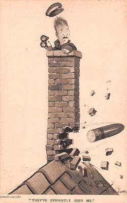 prp002105 - Propaganda Post Card Old Antique Vintage