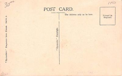 prp002105 - Propaganda Post Card Old Antique Vintage  back