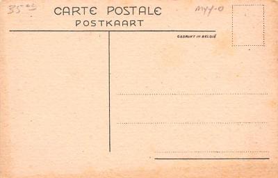 prp002115 - Propaganda Post Card Old Antique Vintage  back