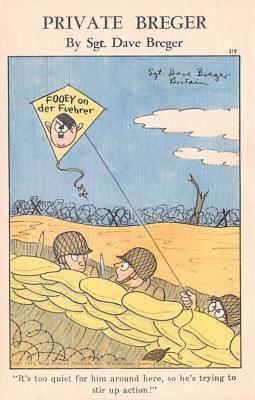 prp002119 - Propaganda Post Card Old Antique Vintage
