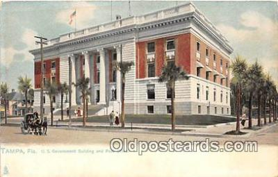 US Government Building & Post Office