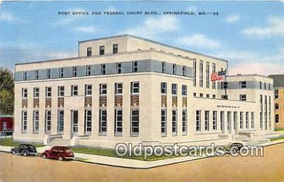 Post Office & Federal Court