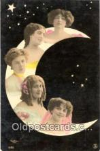 pap001015 - Paper Moon Postcard Postcards