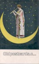 pap001035 - Paper Moon Postcard Postcards