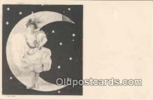 pap001046 - Paper Moon Postcard Postcards