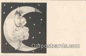 pap001046 - Paper Moon Postcard Postcards