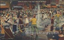 par001070 - Tulip Time, Holland, Michigan, Usa Parade, Parades, Postcard Postcards